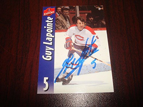 guy-lapointe-canadiens-molson-export-insert-signed-autograph-nhl-hockey-card-m7