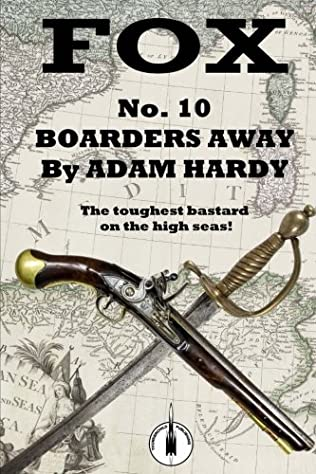 book cover of Boarders Away