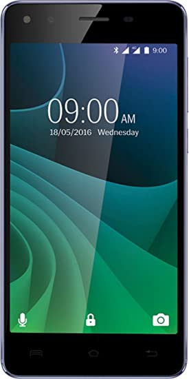 Lava A77  Blue  Smartphones