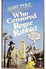 Who Censored Roger Rabbit Mass Market Paperback
