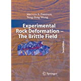 Experimental Rock Deformation - The Brittle Field