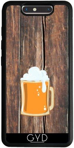 Funda Silicona para ZTE Blade V8 - Cerveza by hera56