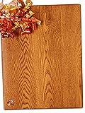 30'' X 100' Gold Oak Plank Wood Grain Paper