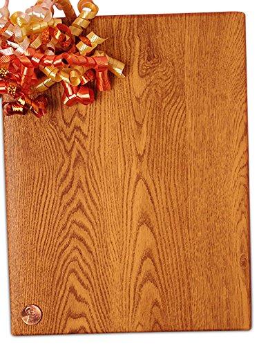30'' X 100' Gold Oak Plank Wood Grain Paper by Paper Mart