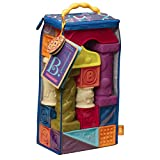 Best Fisher-Price Books For Baby Girls - B. Elemenosqueeze (Soft Blocks) Review