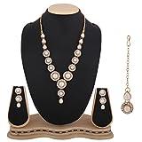 Pearl bridal jewellery sets traditional imitation sets fashion INDIAN necklace set b152wp