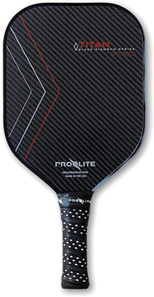 Titan Pro Black Diamond Series Pickleball Paddle