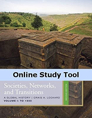 World History Resource Center with InfoTrac) for Lockard's Societies, Networks, and Transitions, Volume 1: To 1500, 2nd Edition
