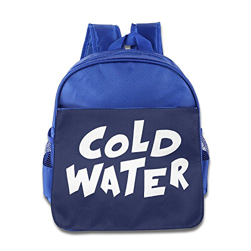 JXMD Custom Cute Cold Water Major Lazer Featuring Teenager School Bag For 1-6 Years Old RoyalBlue