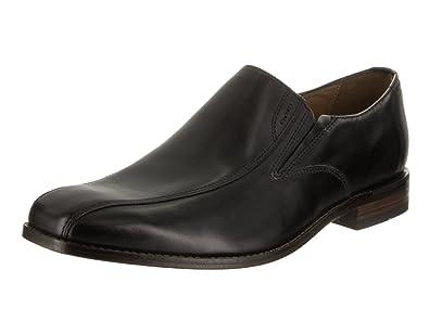 Bostonian Men's Narrate Step Slip-On,Black Leather,US ...