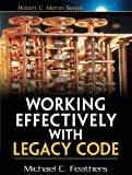 Working Effectively with Legacy Code - cover