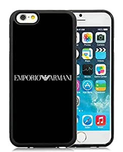 Fashionable And Durable Custom Designed Cover Case For iPhone 6 4.7 Inch TPU With Amani 8 Black Phone Case