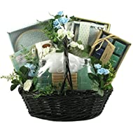 Gift Basket Village Spa Day Bath and Body Gift Basket