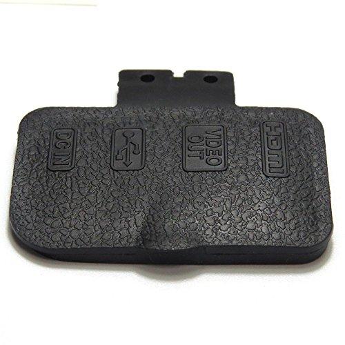 Shenligod D700 USB Rubber Cover HDMI DC IN VIDEO OUT Bottom Door Repair Part For Nikon D700 Digital Camera