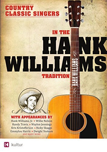 In the Hank Williams Tradition [1990] [1989] [DVD] by Roy Acuff B01I05MBQM