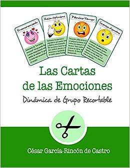 Las Cartas de las Emociones: Dinámica de grupo recortable ...