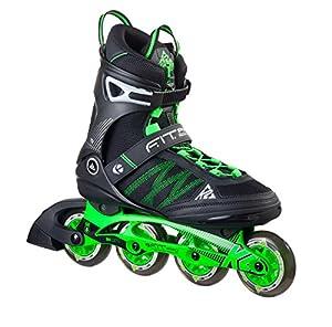 K2 Herren Inline Skate Fit Pro 84, Mehrfarbig, 10, 30A0005.1.1.100