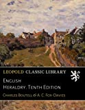 img - for English Heraldry. Tenth Edition book / textbook / text book