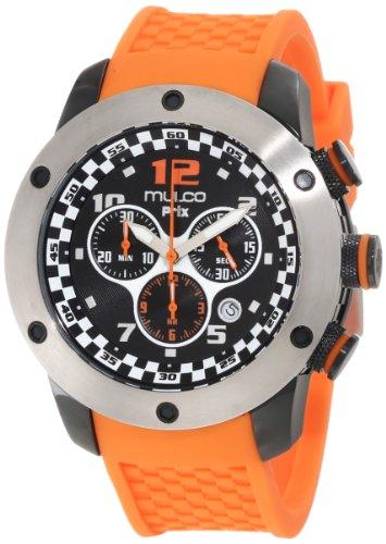 Mulco Unisex MW2-6313-085 Prix Chronograph Swiss Movement Watch