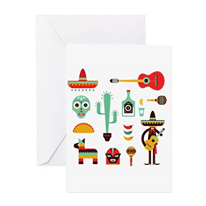 Amazon cafepress mexican greeting cards greeting card cafepress mexican greeting cards greeting card note card birthday card blank m4hsunfo