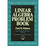 Linear Algebra Problem Book (Dolciani Mathematical Expositions) by Paul R. Halmos (1996-09-05)