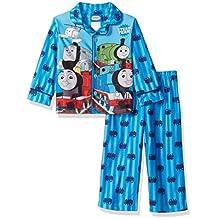 Thomas & Friends Baby Boys 2-Piece Pajama Coat Set