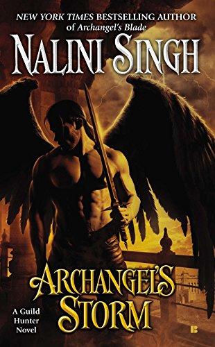 Archangel's Storm (A Guild Hunter Novel)