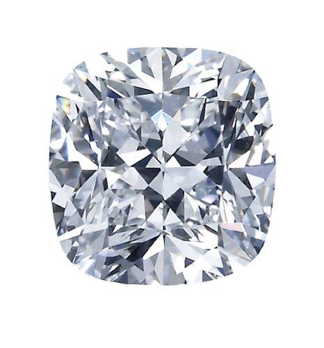 GIA Certified 1.02 Carat Cushion Cut Diamond D Color Vvs2 Clarity (Best Diamond Color And Clarity)