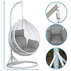 513zgOSKsCL._SS300_ Hanging Wicker Swing Chairs & Hanging Rattan Chairs