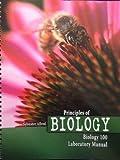 Principles of Biology : Biology 100 Laboratory Manual, Allred, Sylvester and Benenati, Emma P., 0757586678