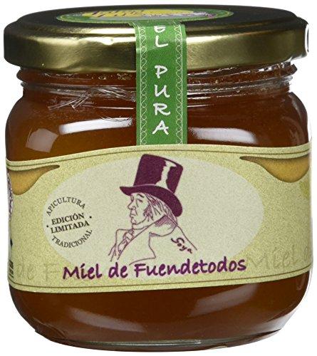 Jalea de Luz Miel Cruda Pura de Tomillo - 250 gr.: Amazon.es: Alimentación y bebidas