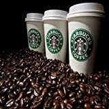 STARBUCKS COFFEE TYPE FRAGRANCE OIL - 1 OZ - FOR CANDLE & SOAP MAKING BY VIRGINIA CANDLE SUPPLY - FREE S&H IN USA