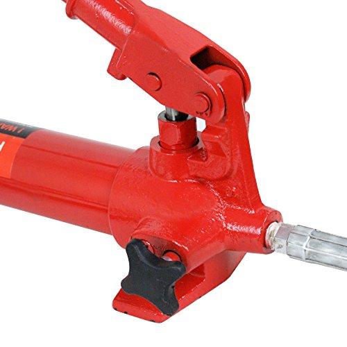 ZENY 10 Ton Porta Power Hydraulic Jack Body Frame Repair Kit Auto Shop Tool Lift Ram by ZENY (Image #5)
