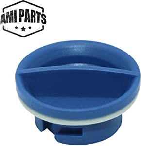 W10524920 Dishwasher Rinse Aid Cap Replacement Part by AMI ,Compatible with Whirlpool Dishwashers & KitchenAid , Replaces W10524920,W10482848.