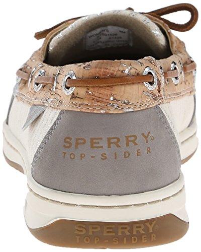 Sperry Top Sider Women S Bluefish Metallic Fleck Cork Boat Shoe