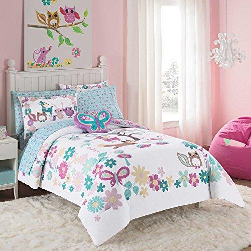 Cherry Western Sleigh Bed - 6