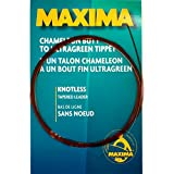 Maxima Fishing Line 9-Feet Knotless Tapered Leaders