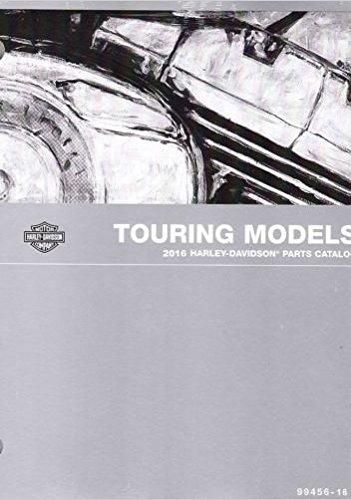 Download 2017 Harley Davidson Touring Models Parts Catalog Manual NEW OEM ebook