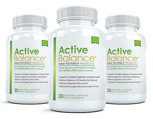 Active Balance Clinical Probiotic supplement