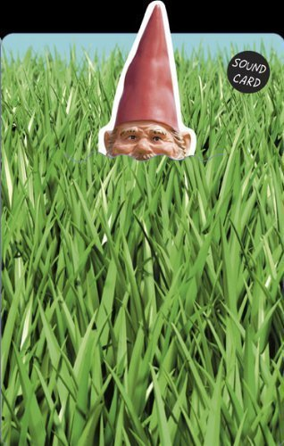 Amazon Gnome Let Me Out Pull Out And Sound Birthday Card