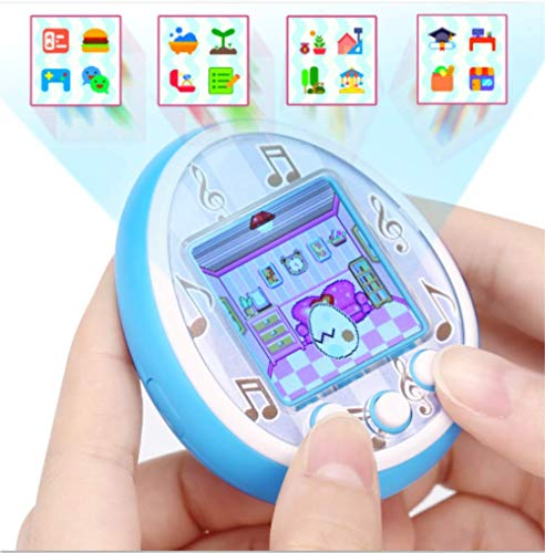 (Virtual Digital Pets Toys Electronic Pets Game Machine HD Color Screen for Over 6 Years Old Child Toy 2019 New Version as a Best Birthday Gift for Boys Girls)
