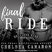 Final Ride: Hellions Ride, Book 8   Chelsea Camaron