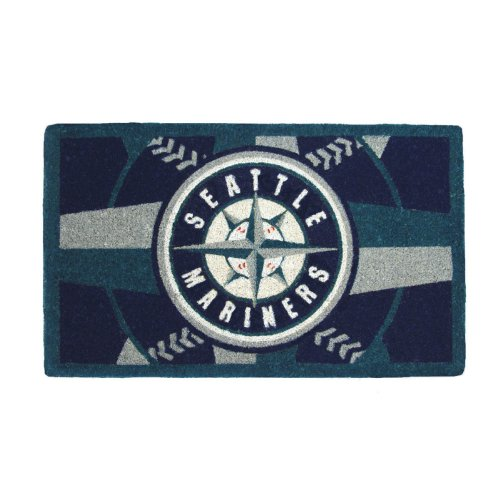 MLB Seattle Mariners Welcome Mat