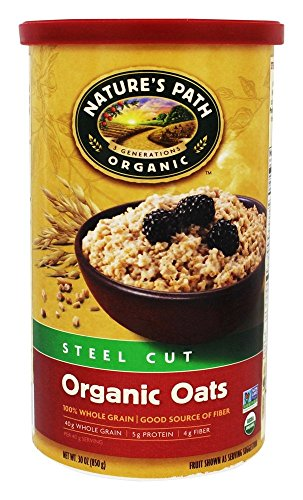 Price comparison product image Country Choice Organic Steel Cut Irish Style Oats -- 30 oz