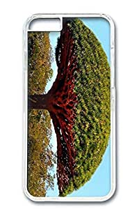 iPhone 6 Case, Custom Design Covers for iPhone 6 PC Transparent Case - Crown Of A Tree