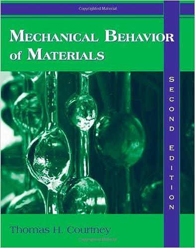 Mechanical Behavior of Materials 2//E