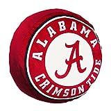 The Northwest Company NCAA Alabama Cloud Logo Pillow, One Size, Multicolor