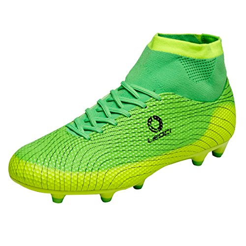 Ben Sports Mens Boys Indoor Outdoor TF AG FG Soccer Cleats Football Cleat Boots Shoes for Kids Adults