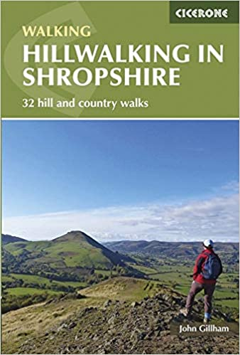 Shropshire Walking Guidebook (Cicerone)