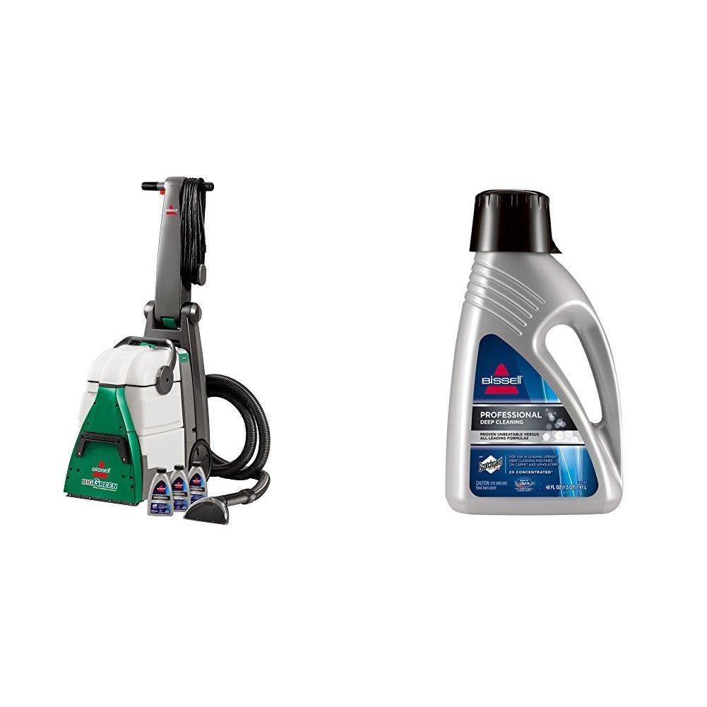 Professional Deep Cleaning Bundle - Big Green + Deep Clean Pro 2X Deep Cleaning Formula, 48 oz